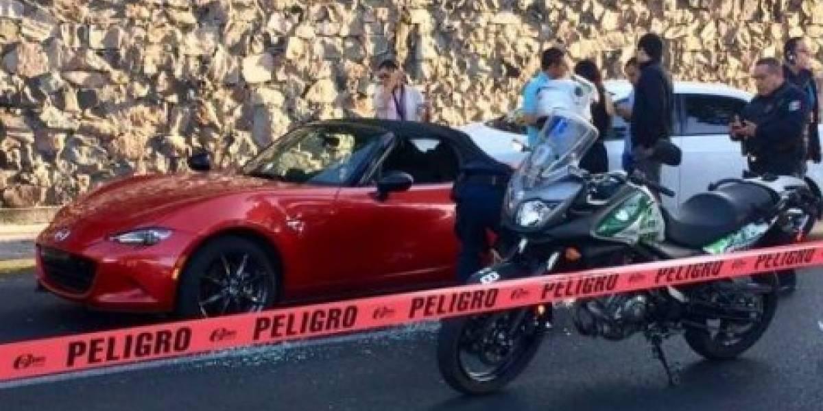 Locutora baleada en Guadalajara estaba bajo investigación