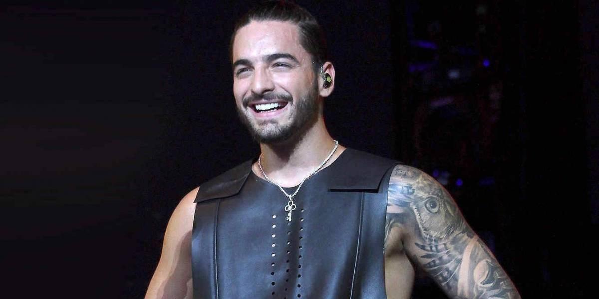 Resultado de imagem para cantor Maluma