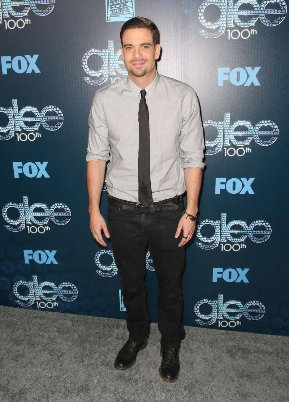 Mark Salling Glee