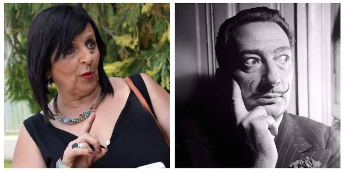 Mujer que hizo exhumar los restos de Salvador Dalí deberá pagar los gastos judiciales