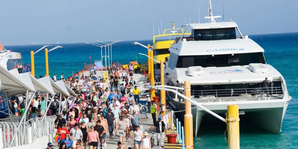 Playa del Carmen espera tener más de 4 millones de turistas en 2017