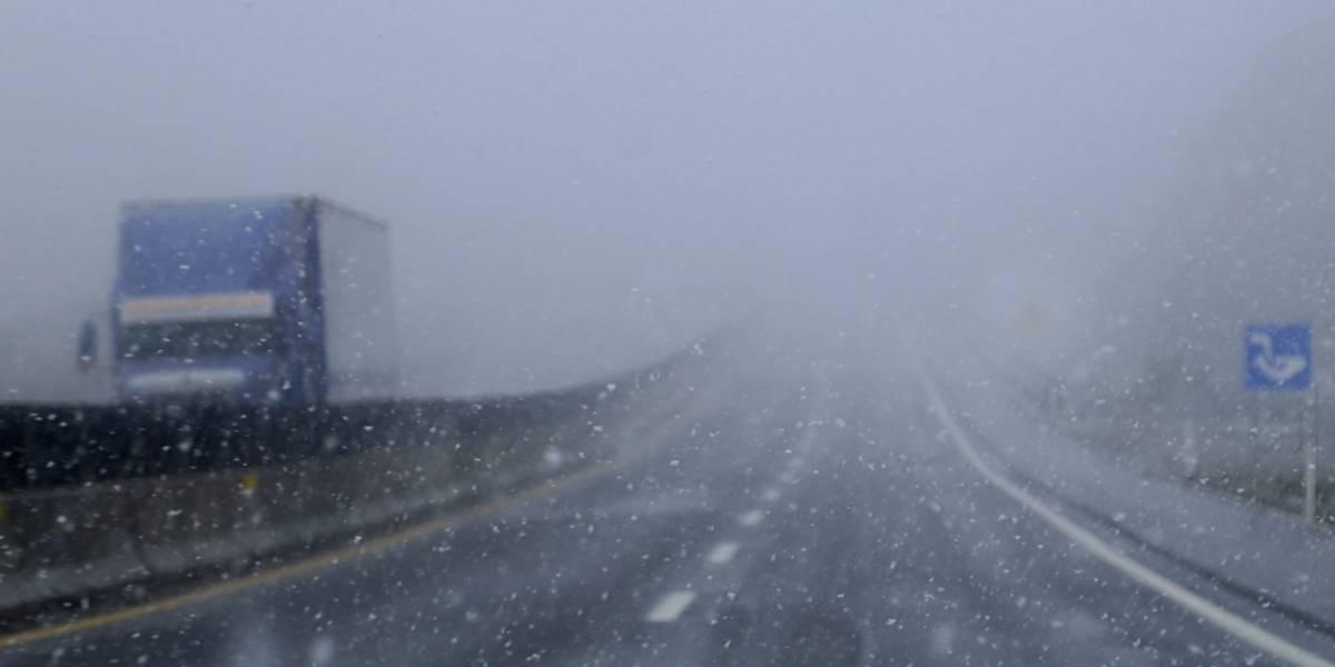 Frente frío número 5 provocará bajas temperaturas en gran parte del país
