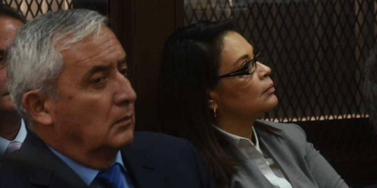 Pérez y Baldetti buscan crear dudas en la población y deslegitimar al MP y la CICIG, dicen expertos