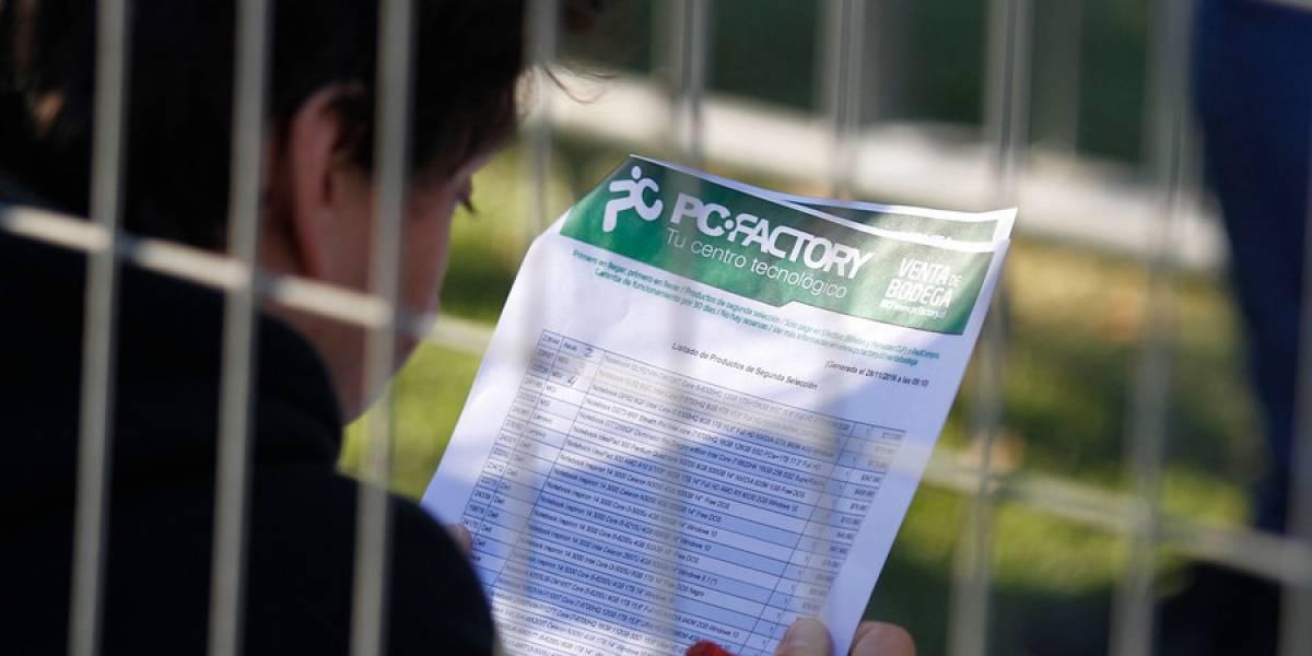 """Primero en llegar, primero en llevar!: PC Factory anuncia nueva """"venta de Bodega"""""""