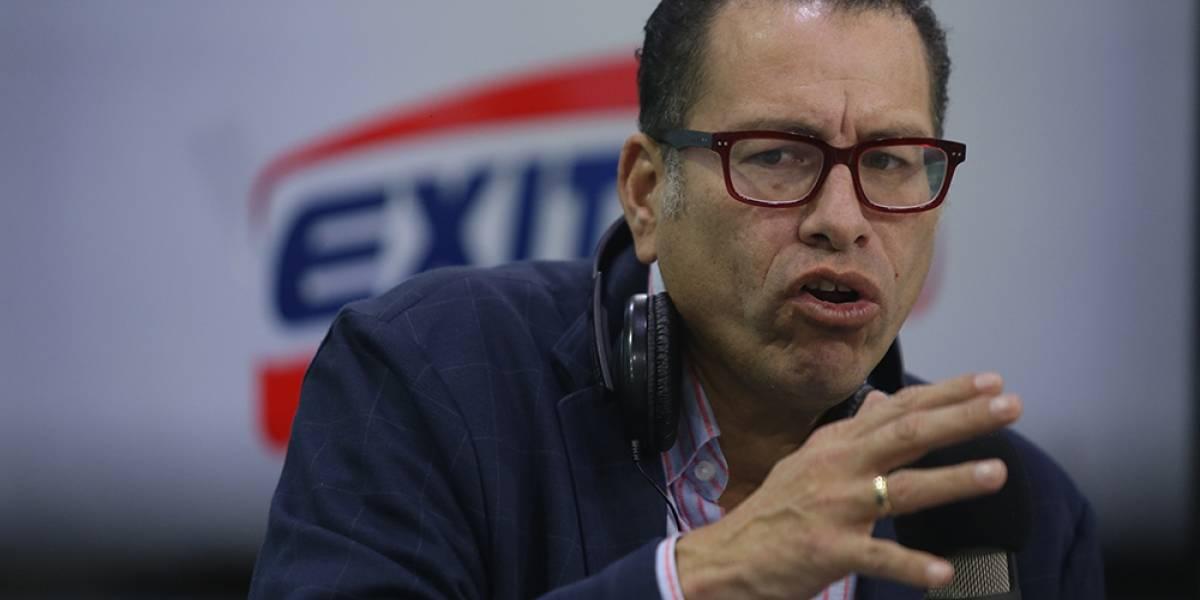 Phillip Butters  critica a la comida ecuatoriana