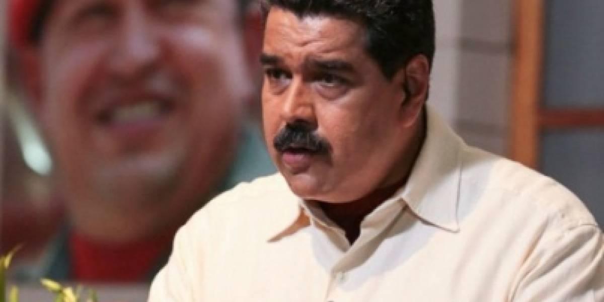 Maduro asegura que no aceptará protestas violentas tras elecciones