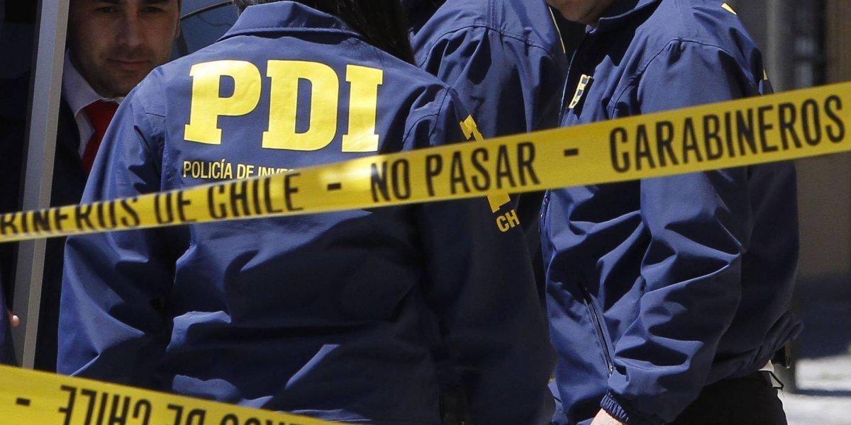 Zona norponiente de Santiago, Rancagua y Valparaíso lideran en índice de victimización