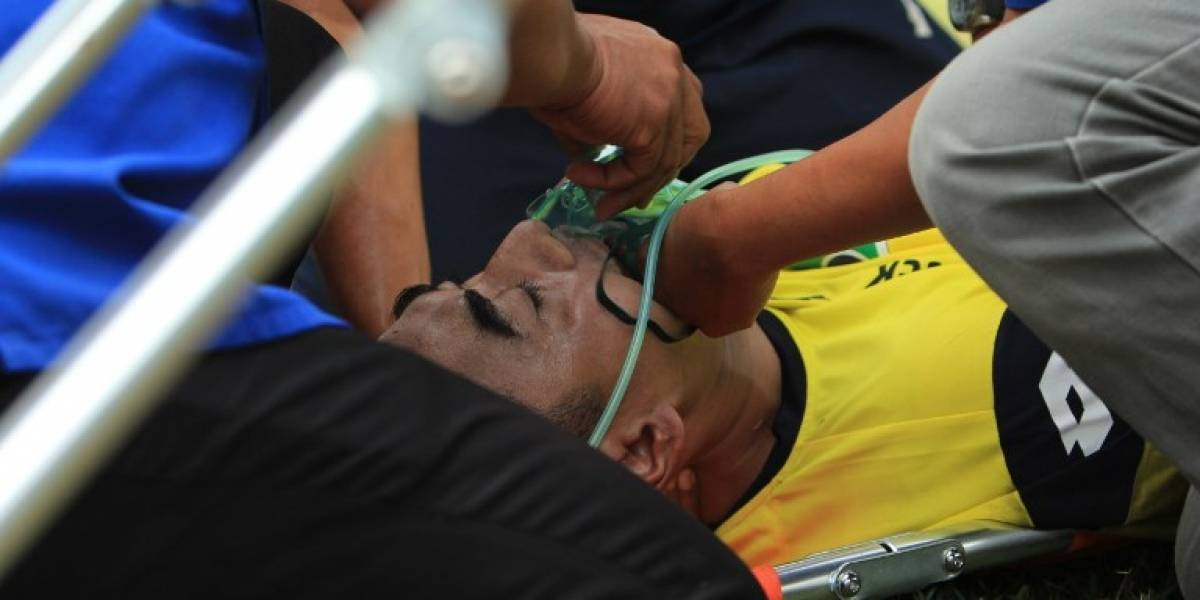 VIDEO. Portero muere tras chocar con compañero durante un partido