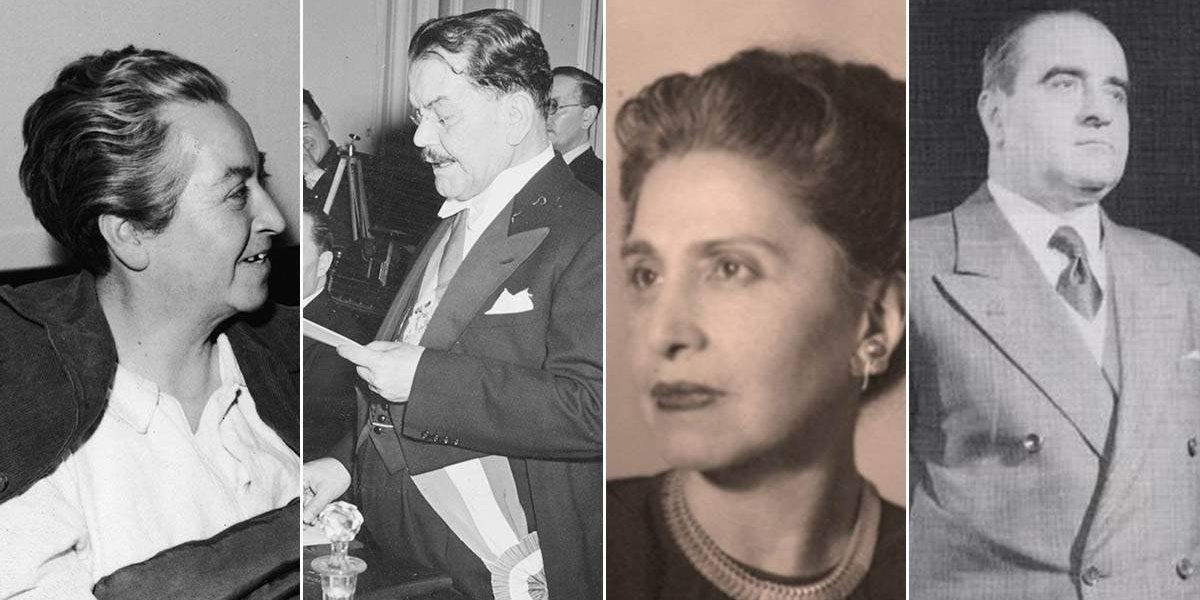 En el Día del Profesor: cuatro maestros que brillaron en la historia de Chile