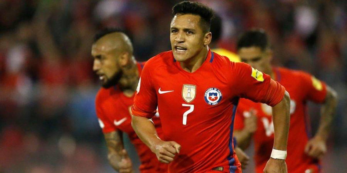 No importó el fracaso mundial: La Roja sigue Top 10 del ranking FIFA