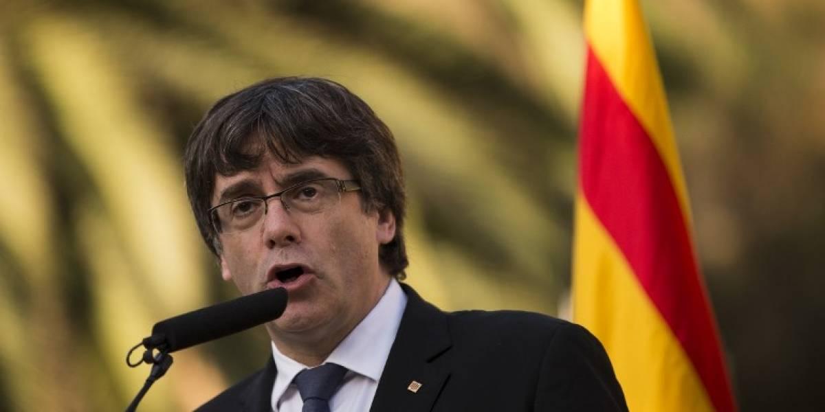Puigdemont suspende, sin explicación, anuncio previsto para hoy