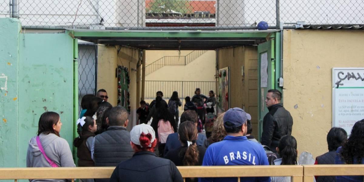 Concluye revisión de escuelas en la CDMX tras sismo