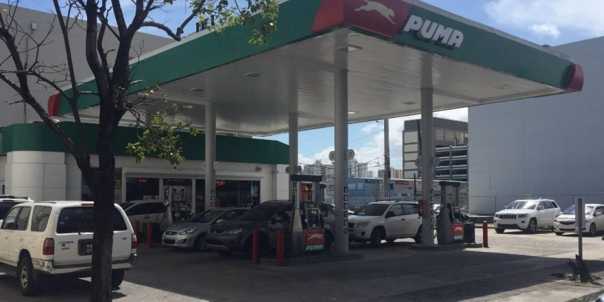 Se mantiene precio en bombas de gasolina y diésel