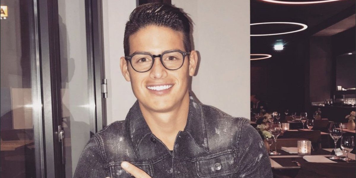 Colocan a James Rodríguez en la MLS