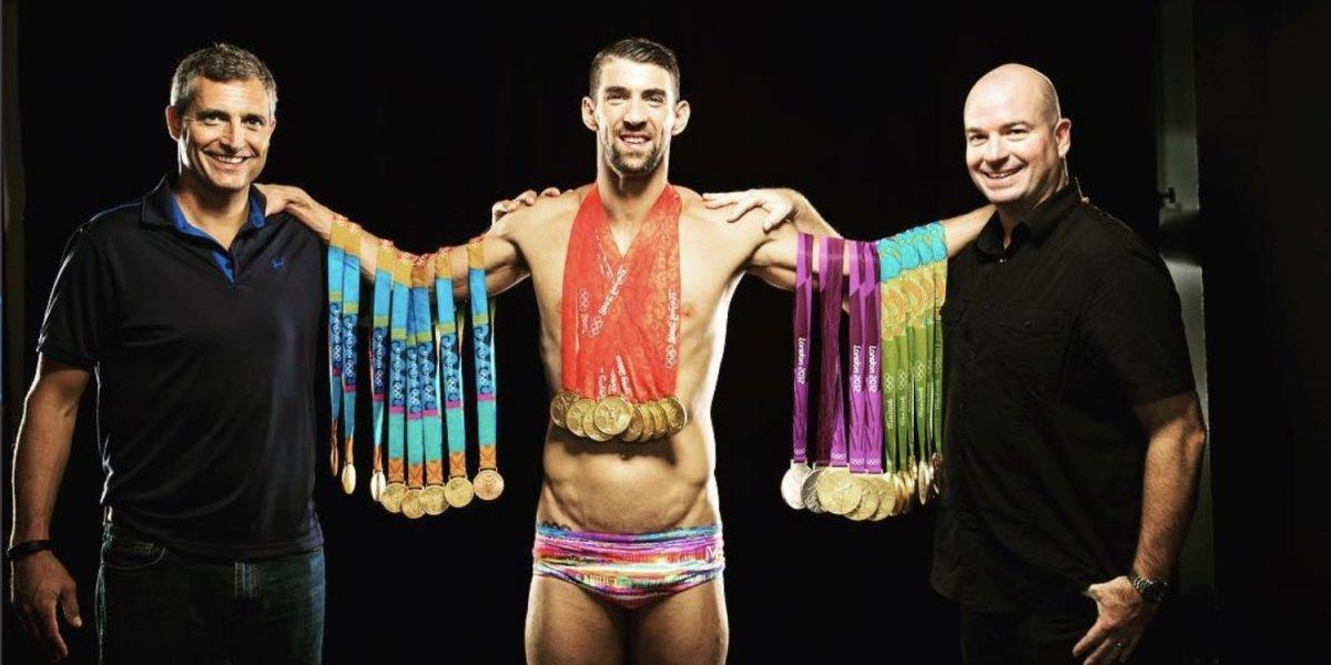 Michael Phelps viene a México