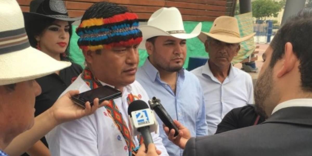 Organizaciones indígenas piden a Fiscalía investigar a Rafael Correa
