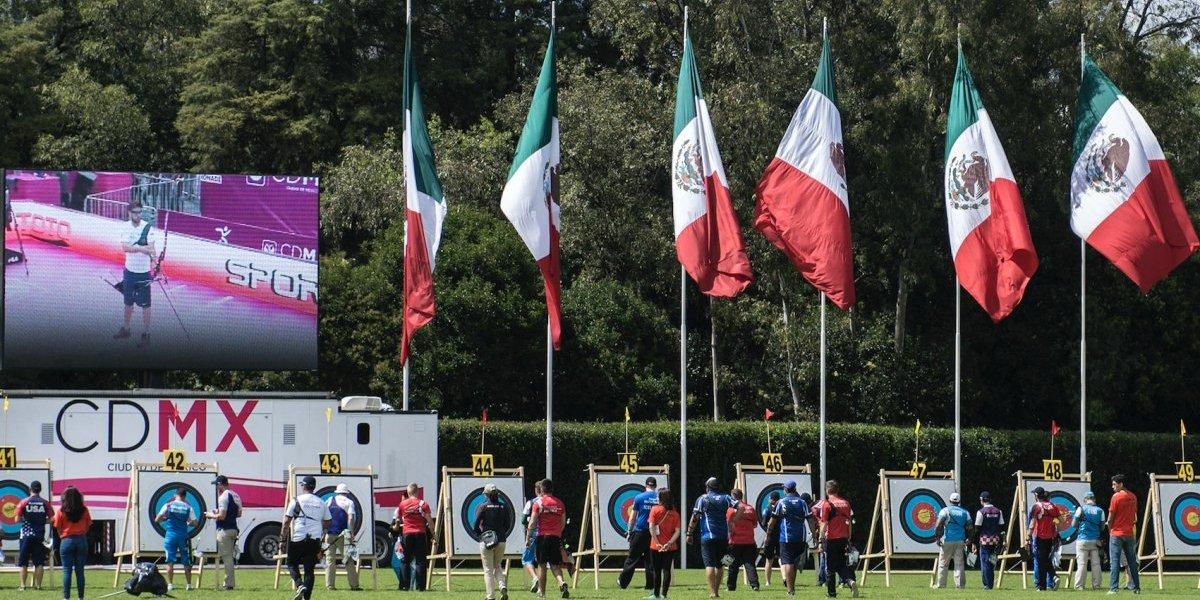 Regular inicio de mexicanos en Mundial de Tiro con Arco en la CDMX
