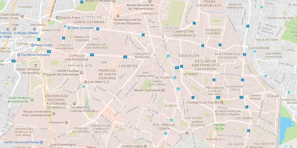 CDMX registró dos sismos con epicentro en Coyoacán