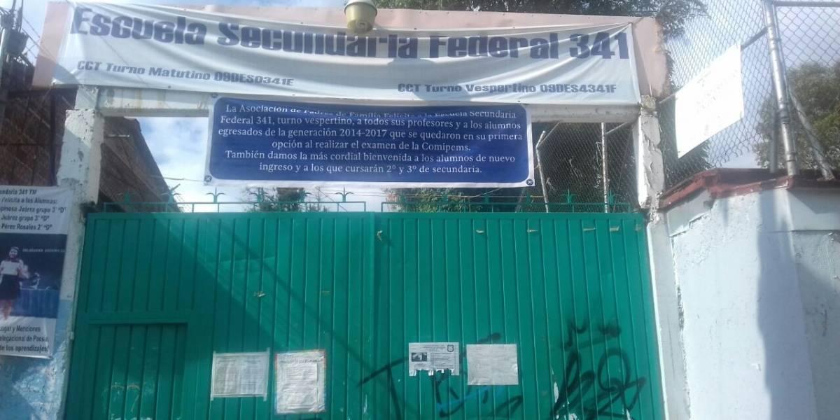 SEP avala regreso a clases de escuelas sin revisar en Xochimilco