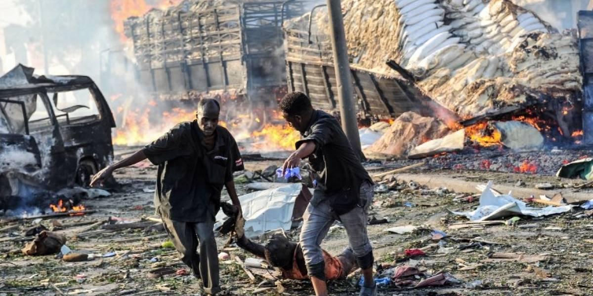 """""""¿Por qué nadie habla sobre Somalia?"""": la dura crítica de las redes sociales tras el ataque terrorista que dejó más de 200 muertos"""