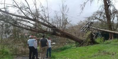 UPR tras daños de María