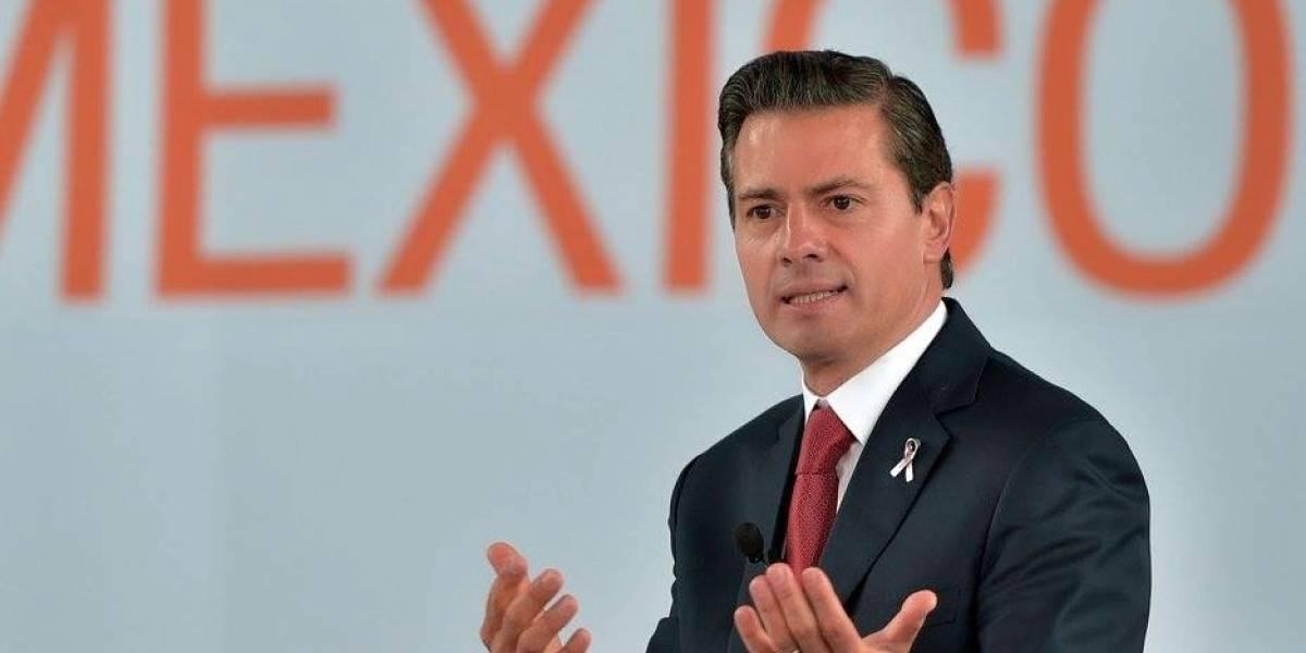 Peña Nieto reclama que mexicanos culpen de todo a la corrupción