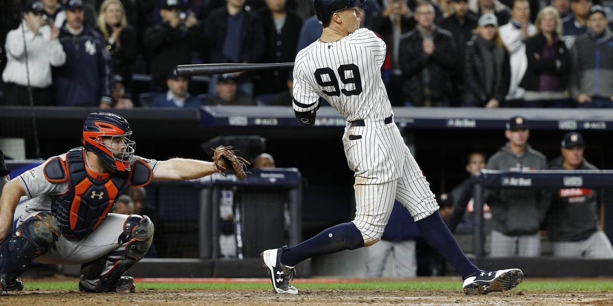Yanquis dan primer golpe a los Astros