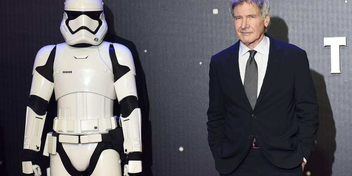 "Película de ""Star Wars"" sobre Han Solo se titulará ""Solo"""