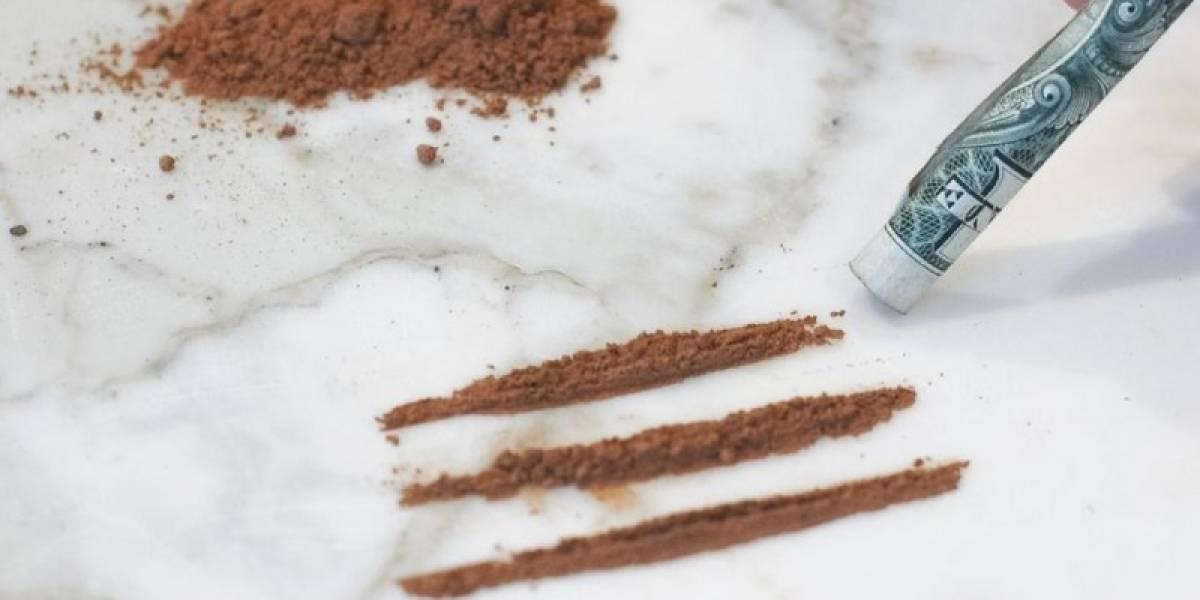 Inhalar polvo de cacao, la nueva forma de 'drogarse'