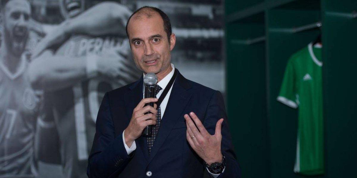 """""""Le vamos a apuntar a los siete partidos en el Mundial"""": Guillermo Cantú"""