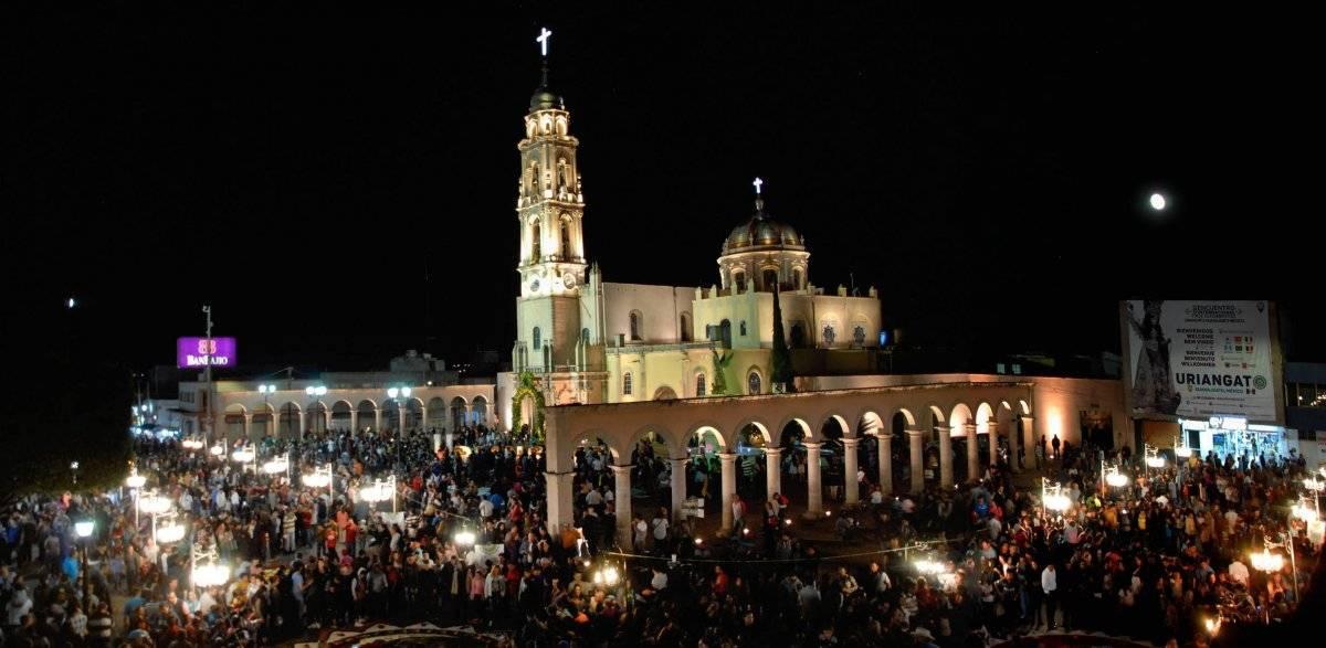 Iglesia de Uriangato