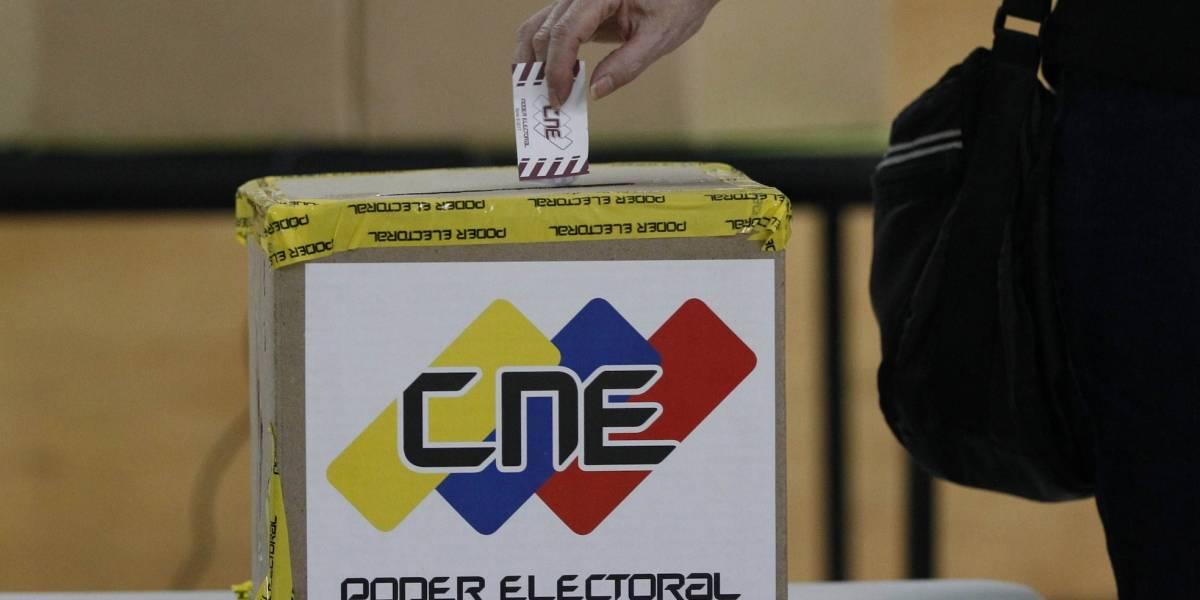 'No hay excusas en el mundo para cuestionar las elecciones': Venezuela