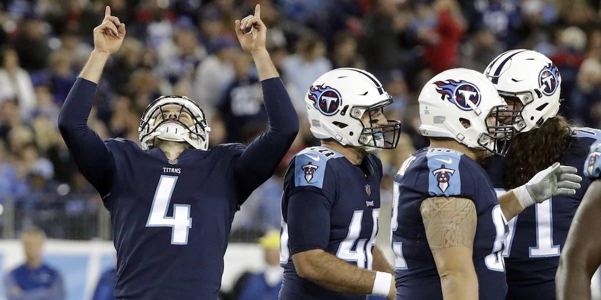 Tennessee se lleva triunfo frente a Colts en entretenido MNF