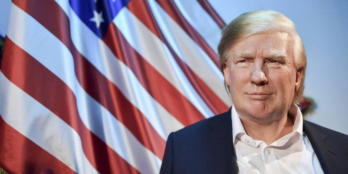 Donald Trump ya tiene su figura de cera en el museo de Madame Tussauds