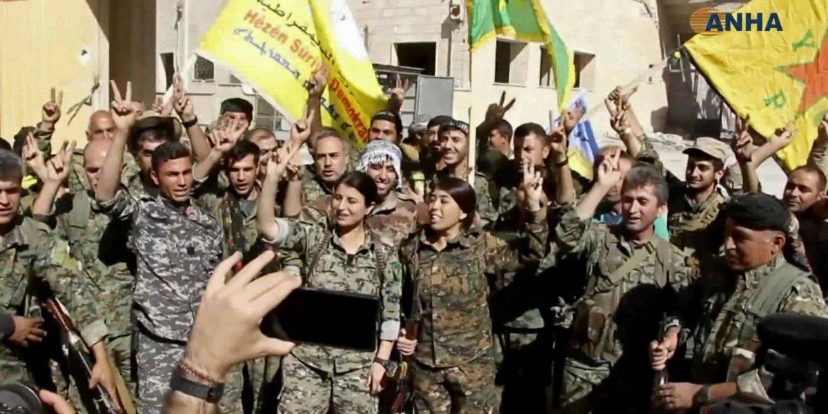 Estado Islámico pierde la batalla en Al Raqa, la 'capital del califato' en Siria