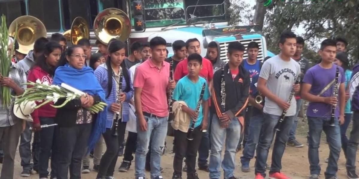 Banda oaxaqueña interpretará HimnoNacional en GP deMéxico