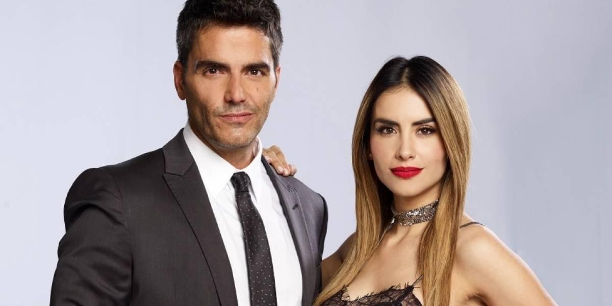 ¿Coqueteo o romance entre Jéssica Cediel y Ernesto Calzadilla?