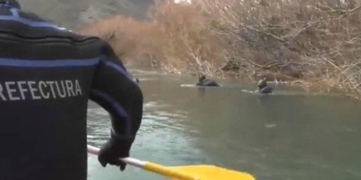 Medio argentino asegura que cuerpo encontrado en el río Chubut corresponde a Santiago Maldonado