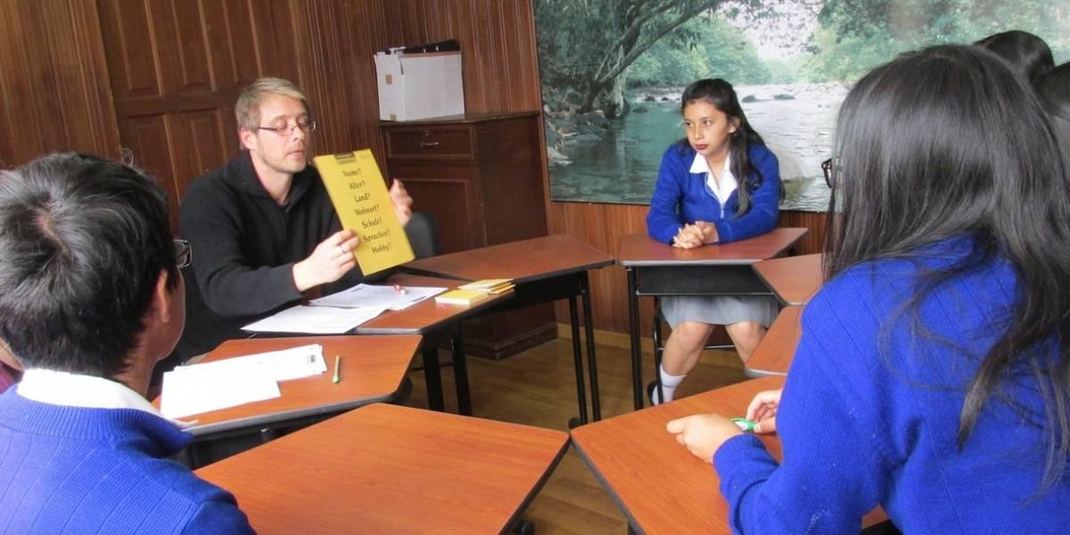 Alumnos que estudien alemán recibirán certificado internacional