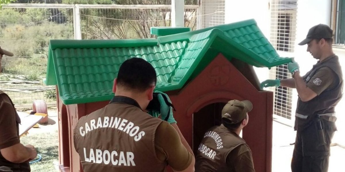 Limache: niño resulta herido de bala al interior de jardín infantil