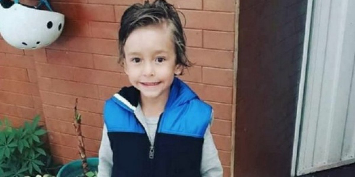 Familiares buscan desesperados a pequeño de cinco años extraviado en San Cayetano