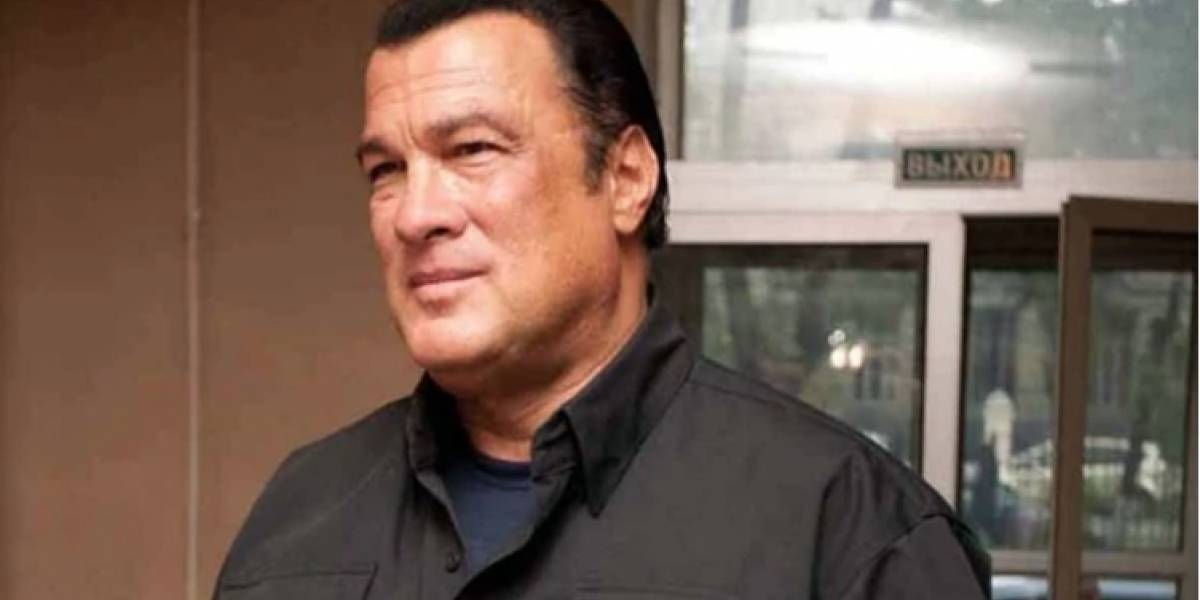 Acusan a Steven Seagal por acoso sexual