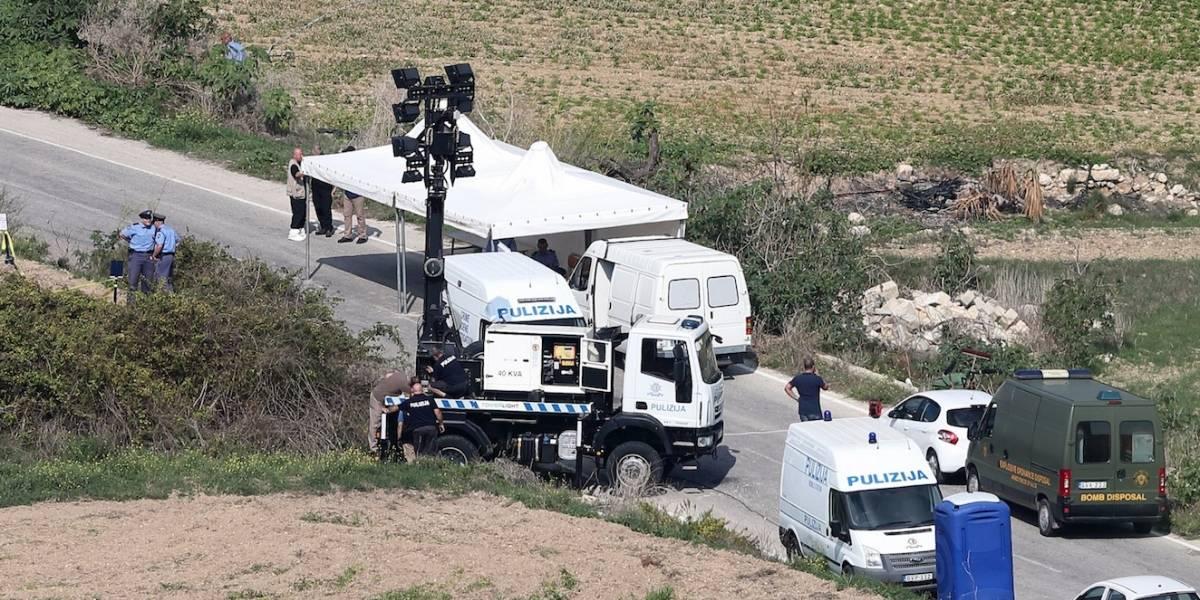 Asesinan a periodista que denunció paraíso fiscal en su país
