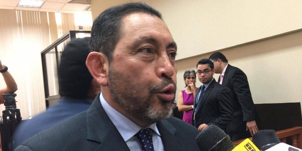 Caso Caja de Pandora: López Bonilla se presenta sin abogado y audiencia es suspendida
