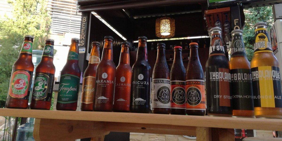 En este Craft Beer Oktoberfest podrás degustar tres estilos de cerveza ¿Te apuntas?