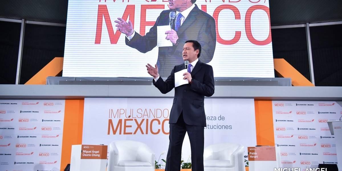 Osorio Chong destaca la importancia del voto femenino a favor de la democracia