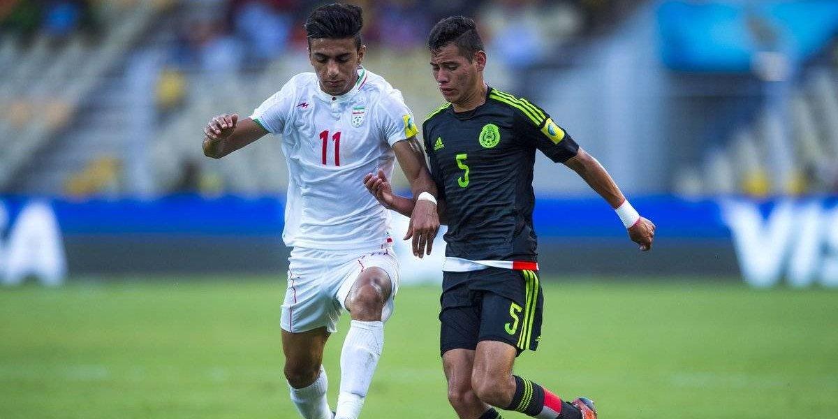 México cae ante Irán y queda eliminado del Mundial Sub 17