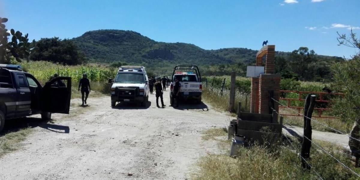 Abaten a dos presuntos delincuentes tras tiroteo en Encarnación de Díaz