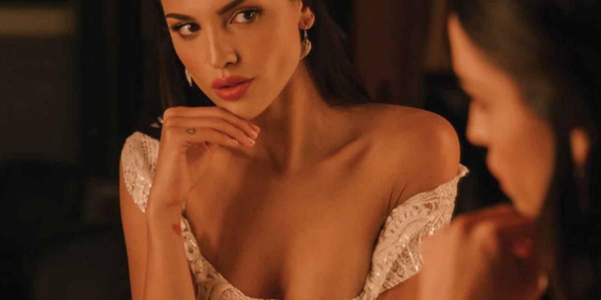 Eiza González reaparece junto a su nuevo amor