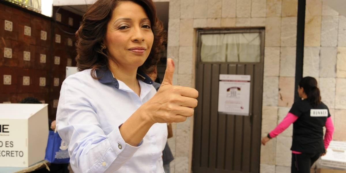 Renuncia Esthela Damián a Movimiento Ciudadano